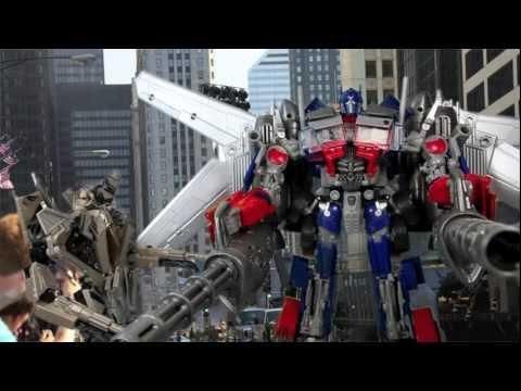 The FINAL Final Final Transformation - 3D Official Trailer! Final Destination Transformers Parody