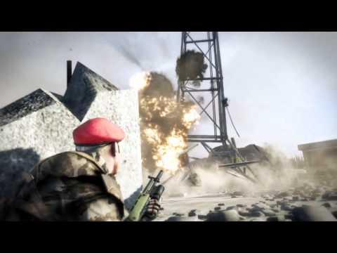 Battlefield Bad Company 2 - Squad Trailer