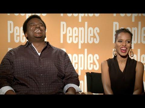 PEEPLES - PEEPLES Interviews: Craig Robinson, Kerry Washington, David Alan Grier and S. Epatha Merke
