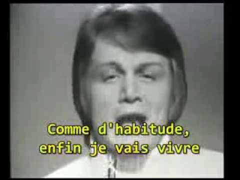 Claude François - Comme d'habitude
