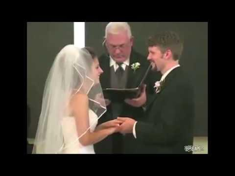 "Funny Wedding Fails Compilation (set to Jason Derulo's Marry Me"")"
