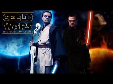 The Piano Guys - Cello Wars (Star Wars Parody) Light Saber Duel - Steven Sharp Nelson