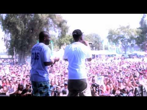 Murs & Fashawn - at Rock The Bells