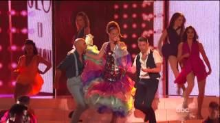 Jennifer Lopez - Celia Cruz Tribute American Music Awards 2013