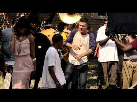 Chris Rene - Trouble - Behind The Scenes in New Orleans