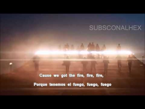 Ellie Goulding - Burn (Lyrics - Sub Español) Official Video