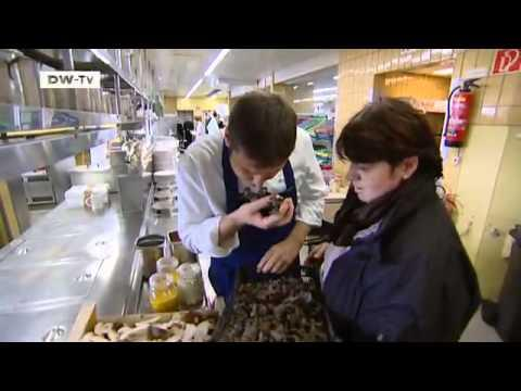 mushrooms from Bavaria - euromaxx à la carte -- mushrooms from Bavaria | euromaxx