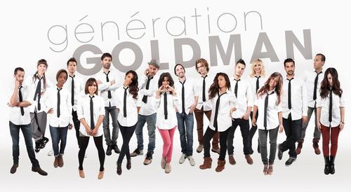 Génération Goldman - Clip Là-bas feat Baptiste Giabiconi & Marie-Mai