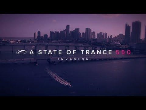A State of Trance 550 - Miami video report