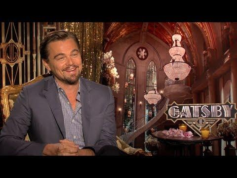 THE GREAT GATSBY - THE GREAT GATSBY Interviews: Leonardo DiCaprio, Maguire, Mulligan, Edgerton, Fish