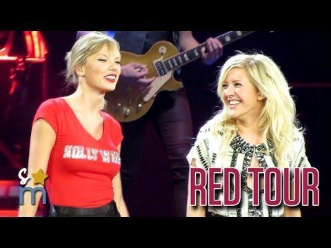 Taylor Swift&Ellie Goulding -