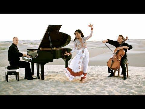 ThePianoGuys - Swedish House Mafia - Don't You Worry Child (Khushnuma) - ft. Shweta Subram - ThePian