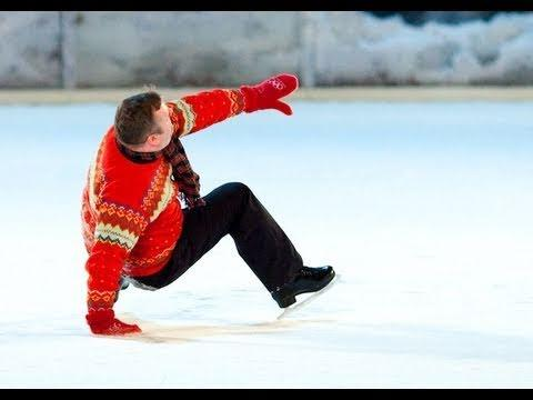 improvEverywhere - Worst Ice Skater Ever?