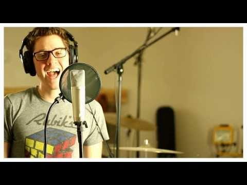 Alex Goot - Sensivity  ft. Andrew Goldstein of The Friday Night Boys