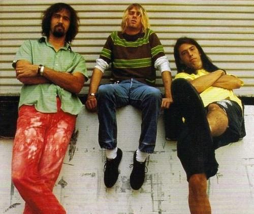 Nirvana - Live Cut Me Some Slack feat Paul McCartney