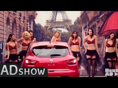 CulturePub - Sexy drive test: from London to Paris in a blink