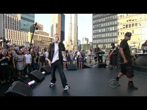 Jay-Z feat. Eminem - Renegade Live (Official HD Video)