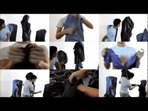 Andrew Huang - JEANS - MUSIC WITH 1000 PAIRS OF JEANS