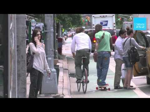"New York - NYC : une ville ""vélo-friendly"""