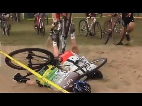 FailArmy - Top 5 Cycling Fails 2012