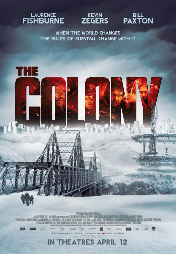 The Colony - Feature trailer