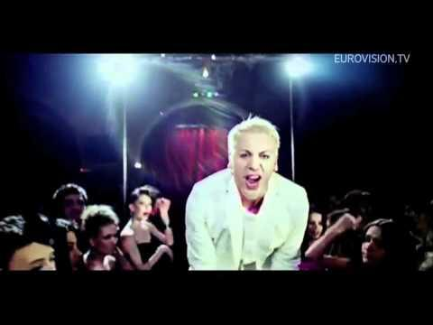 Anri Jokhadze - I'm A Joker (Georgia) Official Video Clip