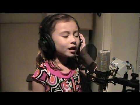 Rhema Marvanne - O Holy Night - Incredible child singer 7 yrs old - plz