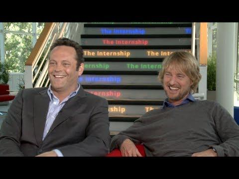 THE INTERNSHIP - THE INTERNSHIP Interview: Vince Vaughn and Owen Wilson