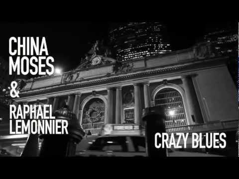 China Moses & Raphael Lemonnier - Crazy Blues Official Video - Directed by Gee-Lock