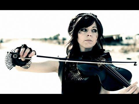 Lindsey Stirling - Radioactive -  ft.Pentatonix (Imagine Dragons Cover)