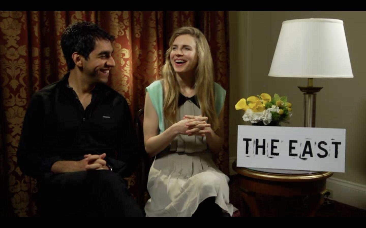 THE EAST - THE EAST Interview: Brit Marling and Zal Batmanglij (Director)