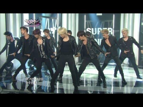 SMTOWN - Super Junior ?????_Sexy, Free & Single_KBS MUSIC BANK_2012.07.13