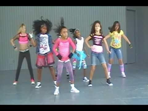 "Willow Smith - Monica Warr & Kae J Choreography for ""whip my hair"""