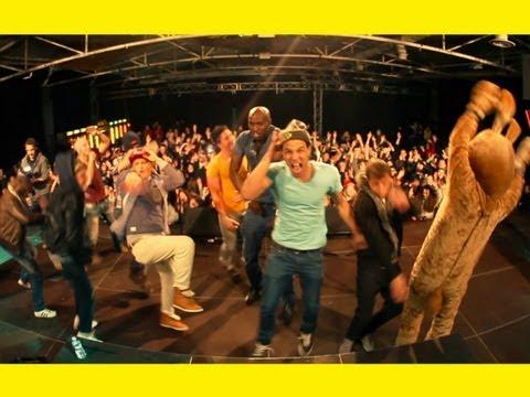 HARLEM SHAKE - YOUTUBE GERMANY!
