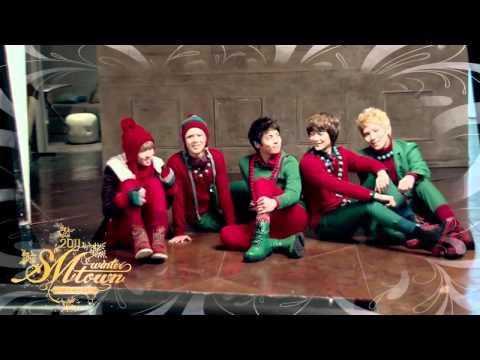 SMTOWN - Santa U Are The One_Music Video