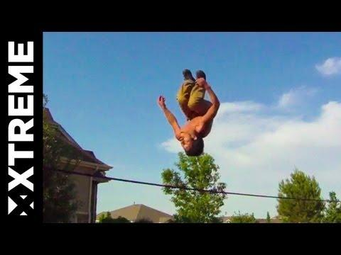XTremeVideo - Gappai - Epic Slackline Sessions