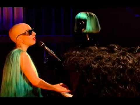 Lady Gaga - Hair- Paul O'Grady Show June 2011