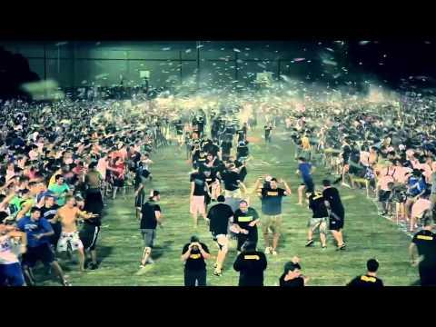 Water Balloon Fight 2011 - CSF World's Largest Water Balloon Fight 2011 Official Video