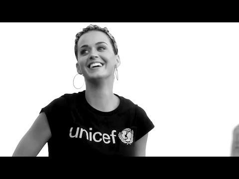 UNICEF Goodwill Ambassador Katy Perry - Unconditionally