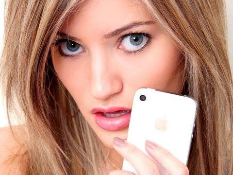 "ijustine - Siri Love Song - ""Britney Spears"" Criminal parody"