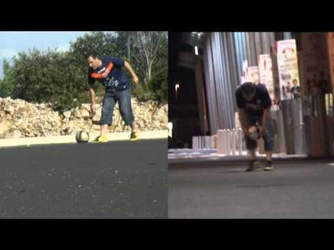 Rémi GAILLARD - Foot 2012