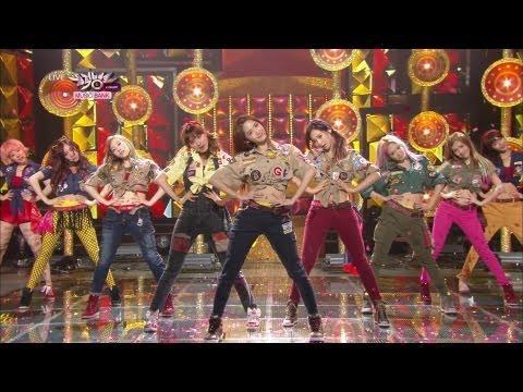 Girls' Generation - Comeback Stage