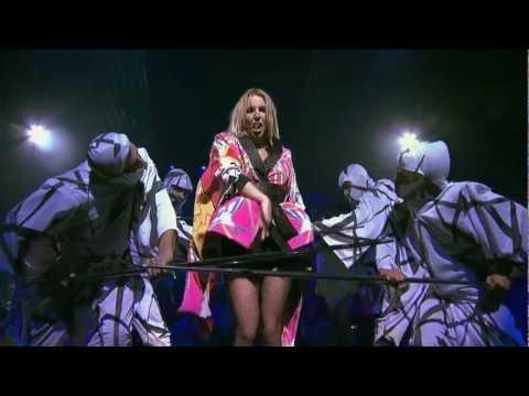 Britney Spears - Femme Fatale Tour Trailer
