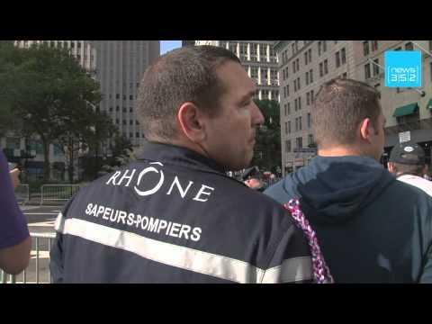 New York -Version française - L'Amérique unie dans le souvenir du 11-Septembre