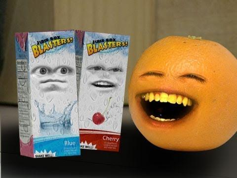 Annoying Orange - Annoying Orange - Juice Boxing