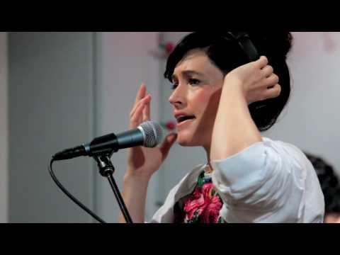 CocoRosie - Lemonade (Live on KEXP)