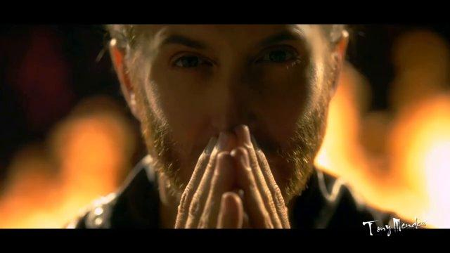 David Guetta ft Taped Rai - Just One Last Time (Angel Reconstruction Mix - Tony Mendes Video Re-Edit
