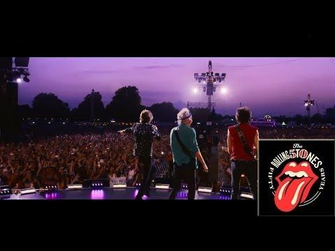 The Rolling Stones - Miss You (Sweet Summer Sun - Hyde Park*)