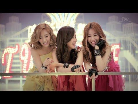 GIRLS' GENERATION - TTS TWINKLE Music Video
