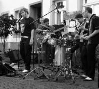 Ralf Haas and the convertibles live - sixteen tons -